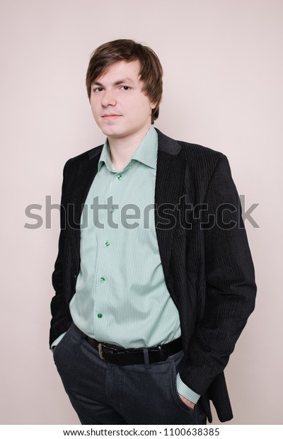 Manager Formal Outfitfashion Style Dress Code Stock Photo Edit Now