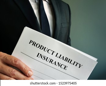 Manager is holding Product Liability Insurance policy.