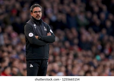 Manager of Huddersfield Town, David Wagner - Arsenal v Huddersfield Town, Premier League, Emirates Stadium, London (Holloway) - 8th December 2018