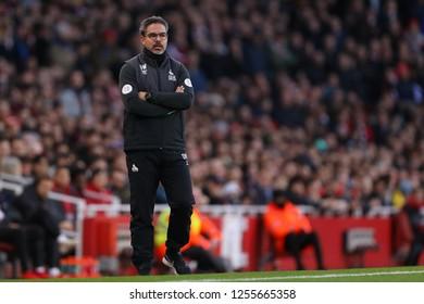 Manager of Huddersfield Town, David Wagner - Arsenal v Huddersfield Town, Premier League, Emirates Stadium, London (Holloway) - 8th December 2018