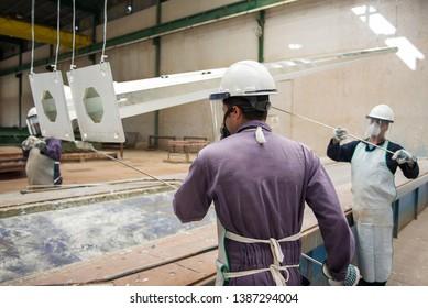 Zinc Bath Images, Stock Photos & Vectors | Shutterstock