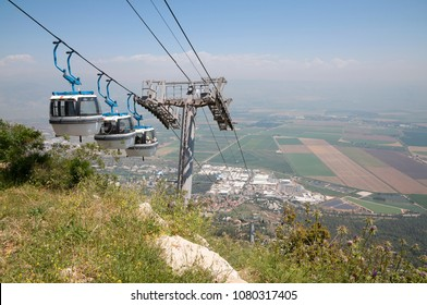 Manara Cliff and cable car