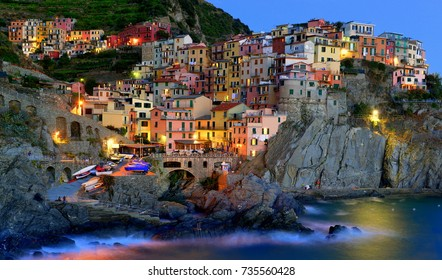 Manarola nights