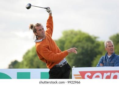 Manasson, Open du stade Francais, France pro golf tour, septembre 2005, Courson,