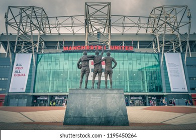 Old Trafford Images Stock Photos Vectors Shutterstock