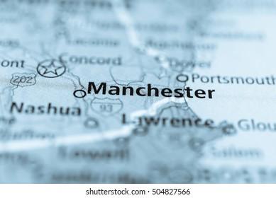 Manchester, New Hampshire, USA.