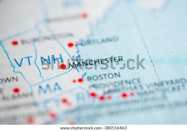Manchester. New Hampshire. USA