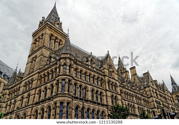 Manchester Town Hall Ceremonial Headquarters Manchester
