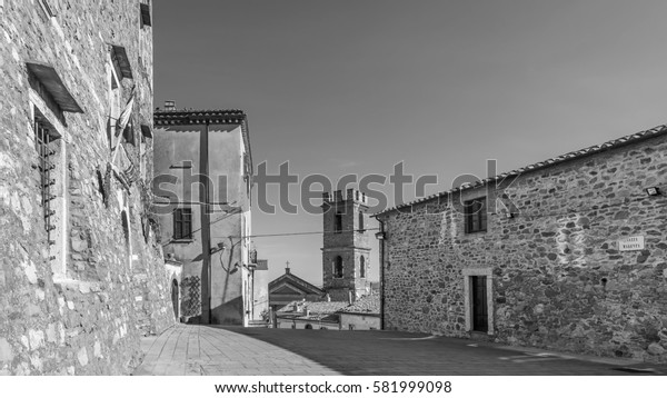 Manciano, Tuscany., Italy