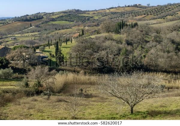 Manciano, Tuscany, Italy