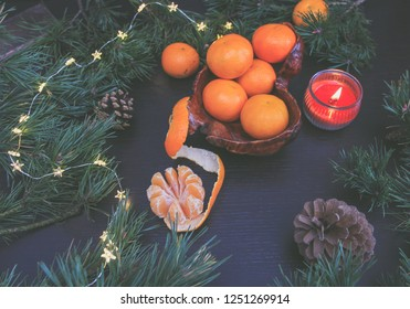 Clementine For Christmas.Clementine Christmas Stock Photos Images Photography
