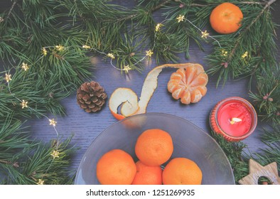 Clementine For Christmas.Clementine Christmas Images Stock Photos Vectors