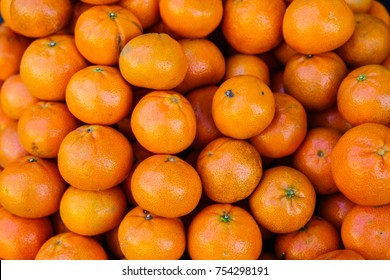Mandarin full frame image