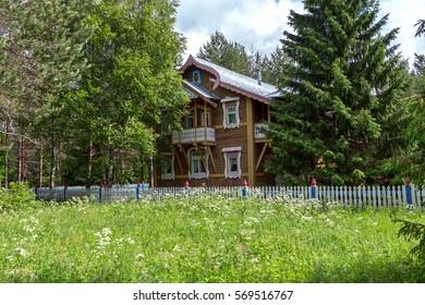 Mandrogi Russian Village