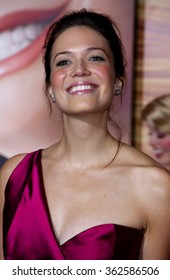 """Mandy Moore at the World Premiere of """"Tangled"""" held at the El Capitan Theater in Hollywood, California, United States on November 14, 2010."""