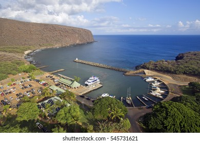Manele Bay Harbor - Island of Lana'i - Hawaii
