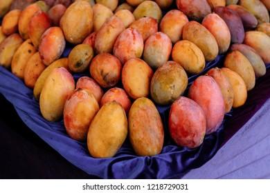 Mango fruits in market