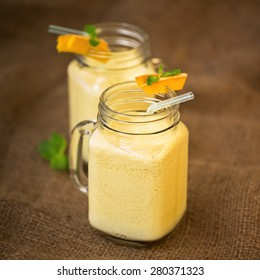Mango Lassi, indian drink