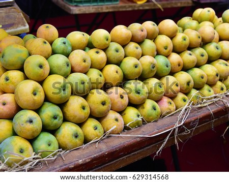 Mango Varieties In India Pictures