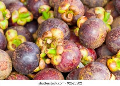 Mangosteens
