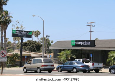 Car Rental Manhattan >> Enterprise Car Rental Stock Photos Images Photography
