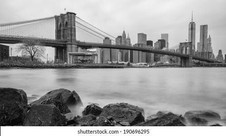 Manhattan Bridge ,New York City