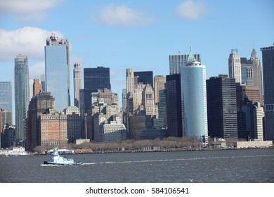 Manhattan center of the world.