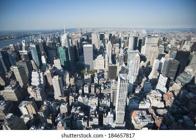 Manhattan with Central Park