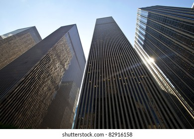 Manhattan. Financial District
