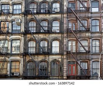 Manhattan lofts