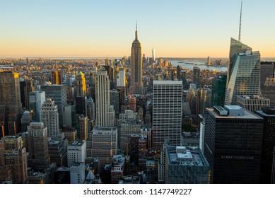 Manhattan - New York City - USA.