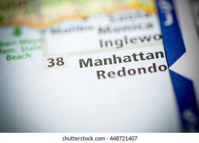 Manhattan Redondo. California. USA
