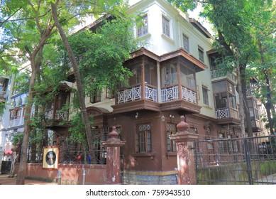 Mani Bhavan Gandi Museum Mumbai India