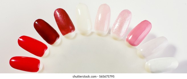 Manicure learning process accessory