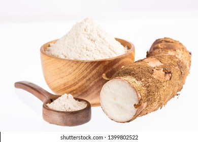 Manihot esculenta (cassava, yuca, manioc, mandioca, Brazilian arrowroot)