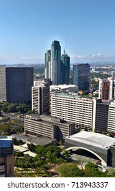 MANILA, April 23, 2016 - Makati City is the part of the Philippine capital, which is the business center and house the National Bank and the Manila Stock Exchange.
