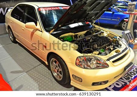 MANILA PH APR Modified Honda Stock Photo Edit Now - Honda center car show