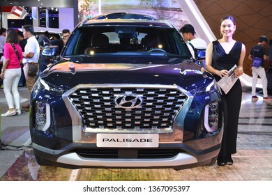 Hyundai Palisade Images Stock Photos Vectors Shutterstock