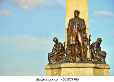 MANILA, PH- DEC. 29: Rizal Park also known as Luneta National Park on December 29, 2016 in Roxas Boulevard, Manila. Rizal Park is one of the major tourist attractions of Manila.