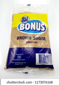 MANILA, PH - SEPT. 6: SM bonus brown sugar on September 6, 2018 in Manila, Philippines. SM (Shoemart) brand is a chain of shopping malls in the Philippines.