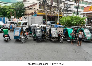 Philippines Downtown Images, Stock Photos & Vectors