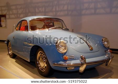 Manila Phnov 6 Customized Porsche Vintage Stock Photo Edit Now