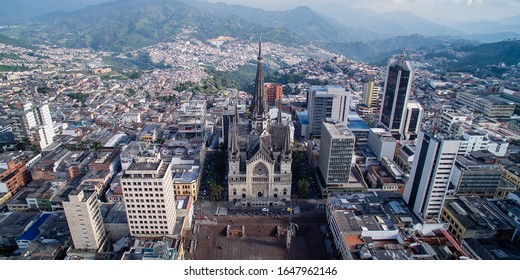 Manizales tourist sites, historical architectural monument of Colombia