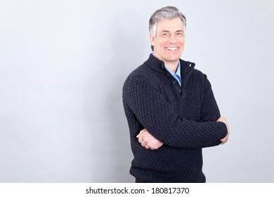 mann casual look