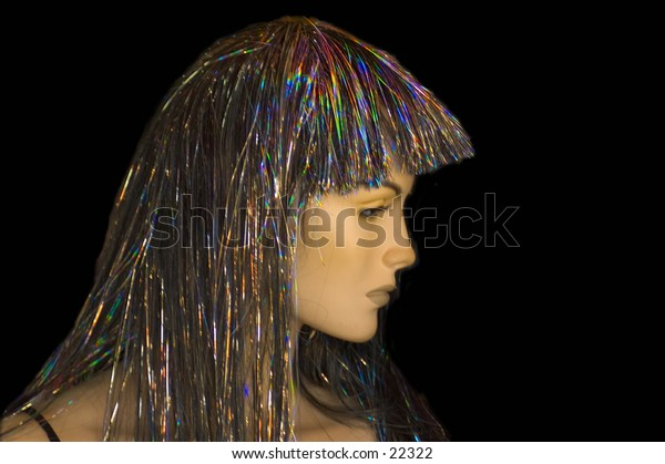 Mannaquin head