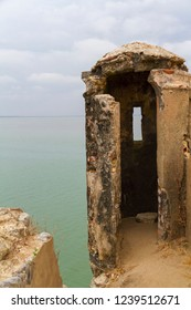 Mannar - Sri Lanka - Circa 2013 - Views of the gulf of Mannar from the fort turret