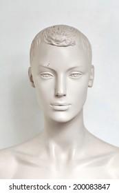 Mannequin Head