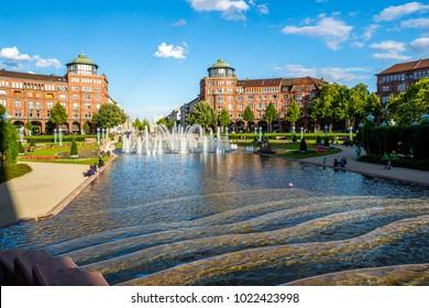 Mannheim, Wasserturm, Germany