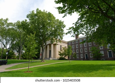 Manning Hall is a neo-Greek style building in Brown University, Providence, Rhode Island, USA. This building houses the Haffenreffer Museum of Anthropology.