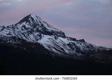 Mannlichen from Alpiglen Station, Hiking the Eiger Trail, Bernese Alps, Switzerland